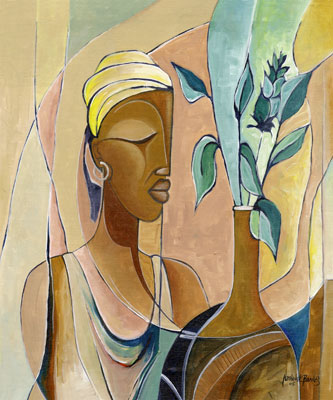 """Nathaniel Barnes Limited Edition Signed Giclee:""""Blessings of Nature"""""""
