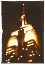"Paul Chojnowski Signed and Numbered Limited Edition Suite on Giclée paper: ""Empire State"""