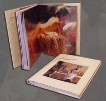 "Pino Fine Art Book:""Contemporary Realism"" Deluxe version with Orginal Sketch"
