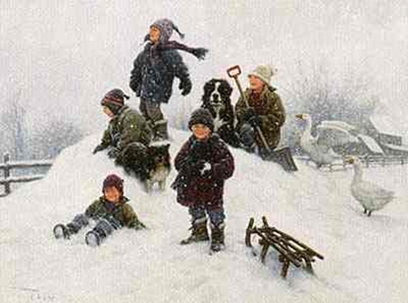 "Robert Duncan Limited Edition Print: ""Snowtroopers"""