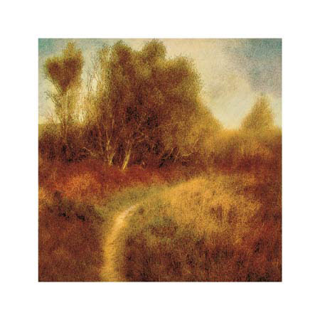 "Sally Wetherby Signed and Numbered Limited Edition Giclée on Canvas:""Near Inverness II"""