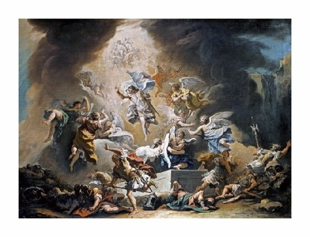 "Sebastiano Ricci Fine Art Open Edition Giclée:""The Resurrection"""
