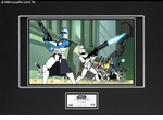 Star Wars Clone Wars (Animated)