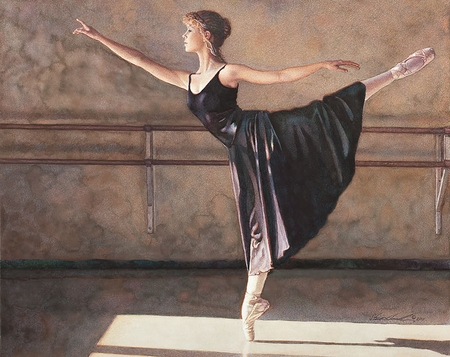 "Steve Hanks Hand Signed and Numbered Limited Edition Giclee Print:"" In the Spotlight of the Sun"""