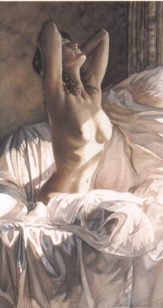 """Steve Hanks Handsigned & Numbered Limited Edition Print:""""Tommorow is Just a Dream"""""""