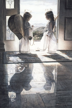 """Steve Hanks Limited Edition Print: """"Count Your Blessings"""""""