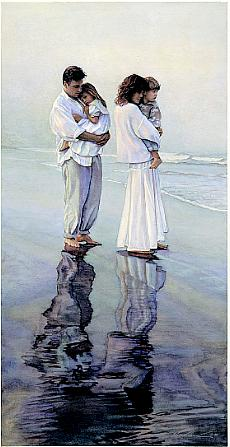 "Steve Hanks Limited Edition Print: ""When the Fog Rolls In"""