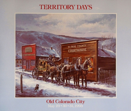 "Territory Days Poster: ""1993"""