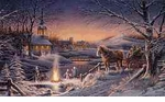 Terry Redlin Signed Limited Edition Canvas Editions