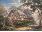 Thomas Kinkade | Cottages