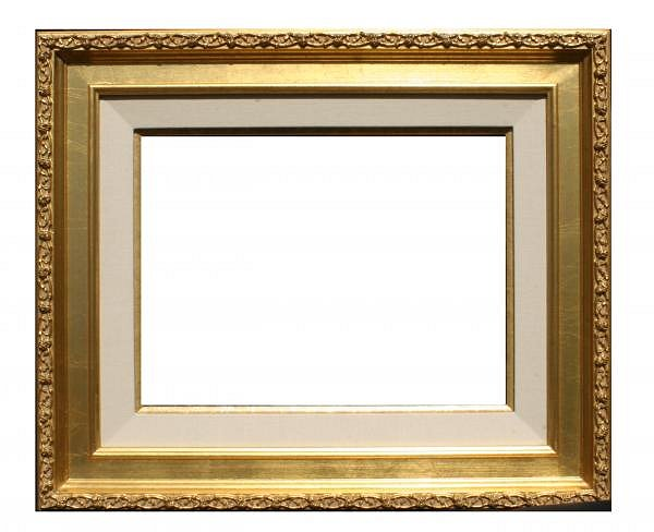 thomas kinakde museum quality empty ready made canvas frameantique - Empty Picture Frame