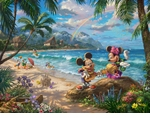 Thomas Kinkade | Disney Dreams Collection