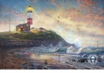 Thomas Kinkade | Lighthouses & Seascapes