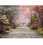 Thomas Kinkade | Gates & Paths