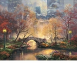 Thomas Kinkade | Bridges