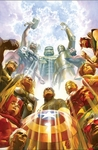 "Alex Ross Hand-Signed Limited Edition Giclee:""Earth's Mightiest Heroes"""