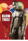 Blow This! - Birthday Card