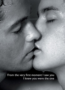 I Knew… - Gay Love/Romance Card - click to enlarge