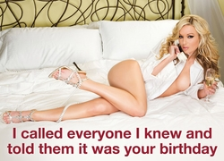 Penthouse Greeting Birthday Card - click to enlarge