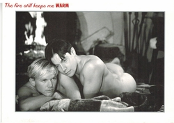 Still Keep Me Warm - Gay Love Card - click to enlarge