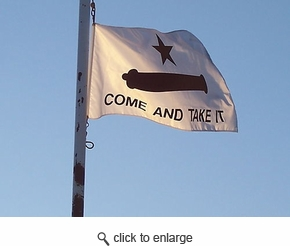 3x5 ft Annin Made Gonzales flag
