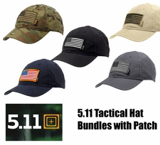 5.11 Patch and Hat Combos