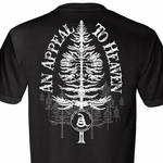 Appeal to Heaven Black T-Shirt