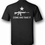 Black Come & Take It T-Shirt