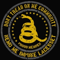 Don't Tread On Me Theme