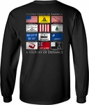 Flags of Defiance - Longsleeve - Black