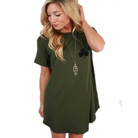 Military Green Apparel