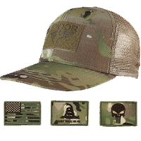 New Trucker Tac-cap + Cool