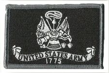 Subdued Military Branch Tactical Hat Patches