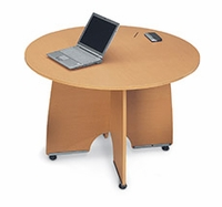 """43"""" Round Conference Table"""