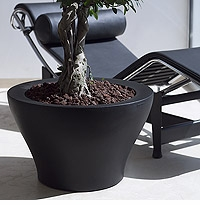Aire Series Double-Walled Pots & Planters by Vondom