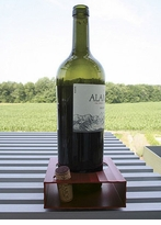 Aluminum Wine Coaster UU60 by MuNiMulA