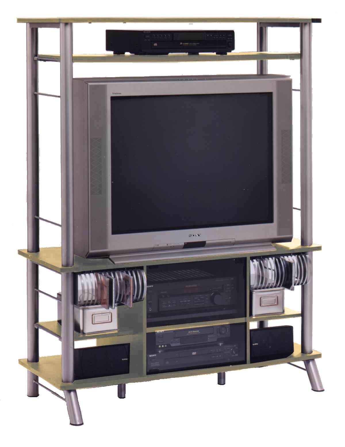 Audio Visual Cabinet U0026 Entertainment Center