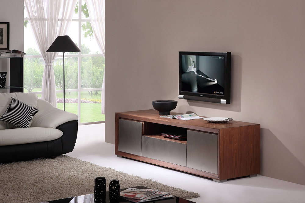 B Modern Esquire TV Stand   Click to enlarge. B Modern Esquire TV Stand