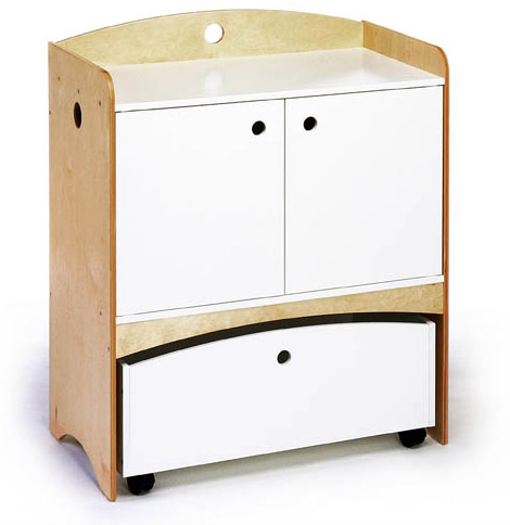 Charmant Bebe 2 Changing Table By Offi
