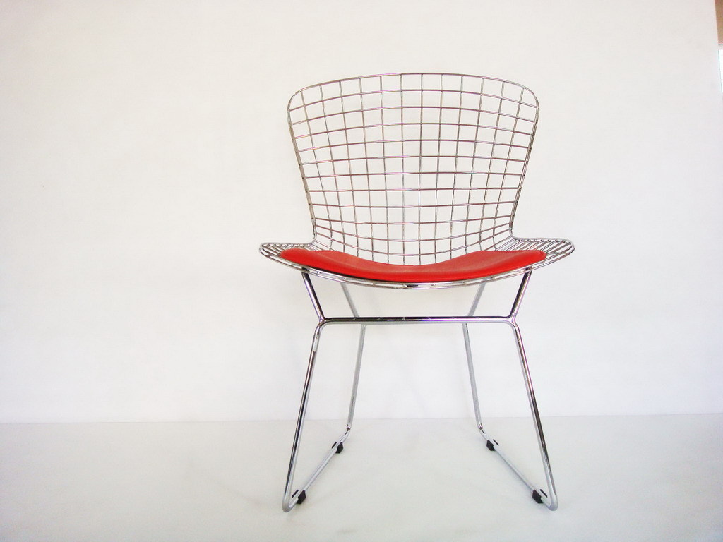 Bertoia, Harry - wire chairs, counter stools