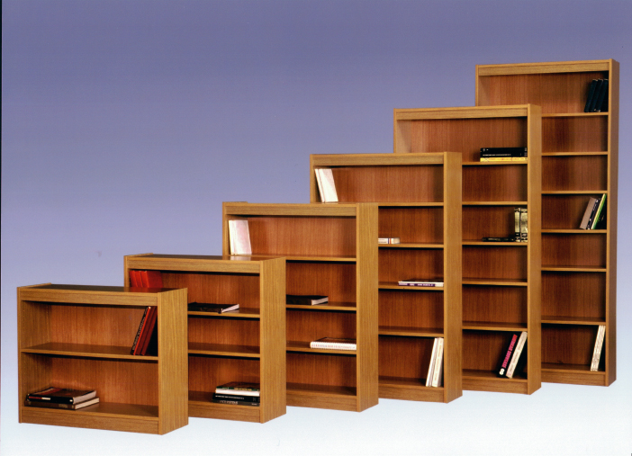 Bookcases - Click to enlarge