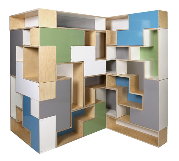 Brave Space Shelving - Click to enlarge