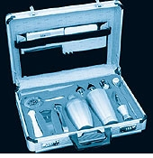 Carl Mertens 14-piece Bar Case