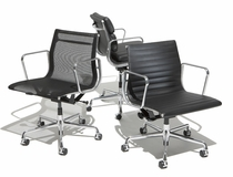 Classic Style Management Chair Low back Mesh - Click to enlarge