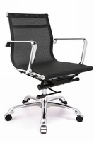 Classic  Style Mesh Low Back Team Office Chair