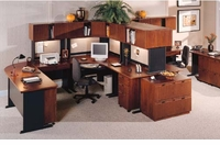 CLICK HERE FOR A COMPLETE CATALOG OF BUSH COMPUTER FURNITURE