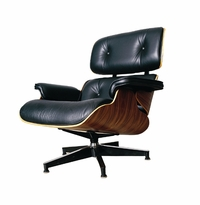 Eames Style Classic Lounge Chair