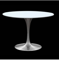 Eeero Saarinen Silver Tables