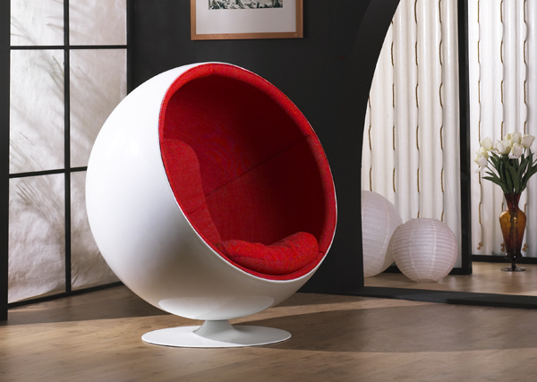 shop eero aarnio ball chair for only 1599