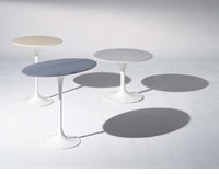 Eero Saarinen Laminate Table Top & Bases